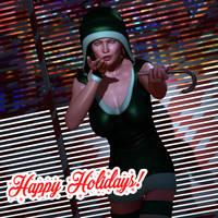 Happy Holidays! by uzobono