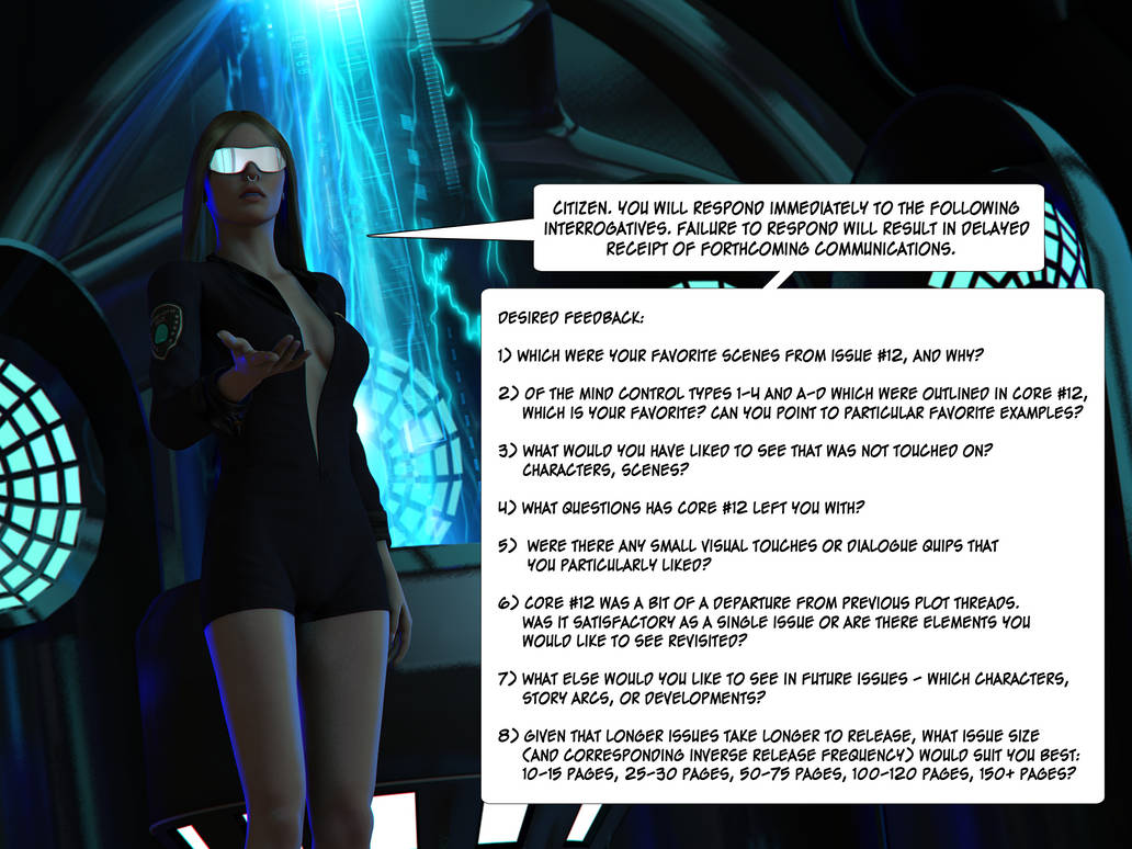 CORE Questionnaire #5 by uzobono