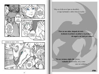 M.E.-3: Torneo de Igrah (Pags 7-8) by Amelion