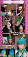 Toothiana, Tooth Fairy Queen: Headpiece Process by Hello-Yuki