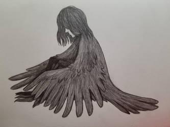 Harpy - 30 Day Monster Girl Challenge by ObsceneProfane