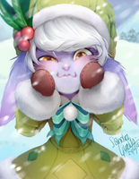 More like Naughty Elf by GualitoSandra