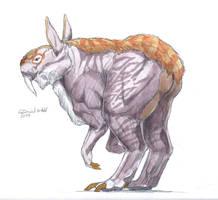 Gigantolepus imperator by Gredinia