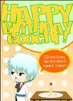 Happy Birthday, Coochi by Lylia-chan