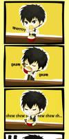It's gone bad - For Mei by Lylia-chan