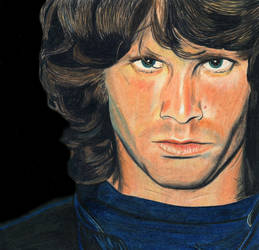 Jim Morrison by EatingPeaches