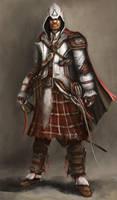 Scottish Assassin by JamesFinlayson