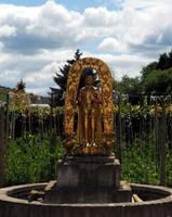 Golden Buddha 01 by oberonfoto