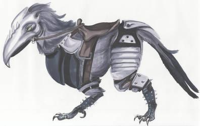 Corvette - Armored by PhantomSephiroth