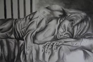 Nap Time by PhantomSephiroth