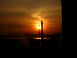 The sun of civilization by edelneos