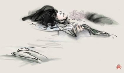 slytherin by Hongqian