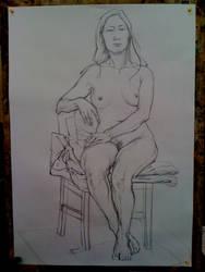 a drawing03 by Hongqian