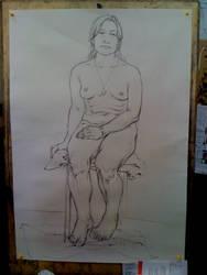 a drawing04 by Hongqian