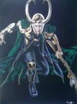 Loki by Aikira-chan