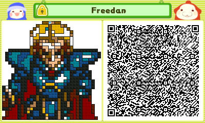 Freedan Pushmo Card by thenardsofdoom