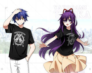 Date A Live wallpaper by snitchpogi12