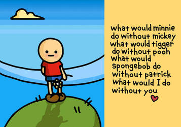 without you. by kitskids