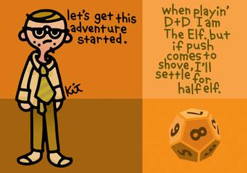 elves for the win. by kitskids