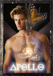 Greek God Apollo by RileyPies