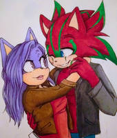 Ashie and Andrew [COM] by MCG021