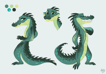 Custom character for Mayo-Senpai-Creation by frirro