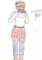Penelope Tanner by Hubristhegentlesnake