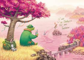 Green Bear 6 by DenisSerkov
