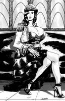 Lady Mechanika by OneSheepArmy