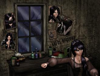Twisted Alchemist by SimmersaurusRex