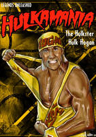 Hulk Hogan Unleashed by Bardsville