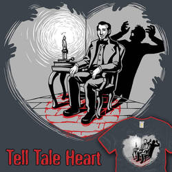 The Tell Tale Heart 2 - revote by amegoddess