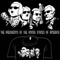 Presidents of the USA by amegoddess