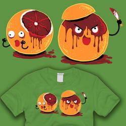 Oranges Blood Oranges by amegoddess