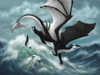 Drift Tide by dracontiar