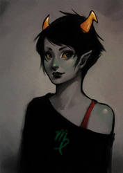 Kanaya Maryam by viiolaceus