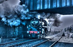 Steam by PaulCastleton