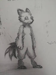 another strange sketch by mr678