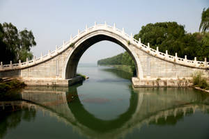 Bridge in China by petronellavanree