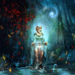 The Tale Of Mrs. Fox by petronellavanree
