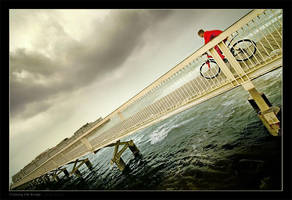 Crossing the Bridge by gilad