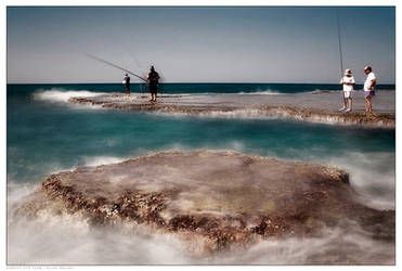 Fishing for time by gilad