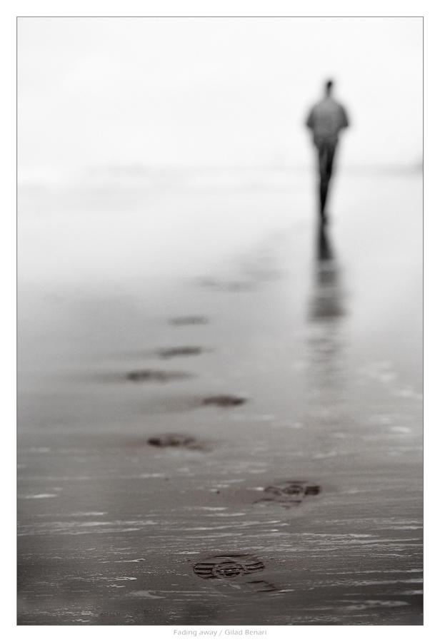 Fading away by gilad