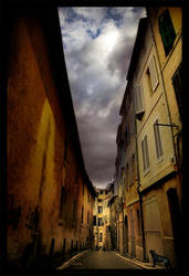 On the streets of Marseilles by gilad