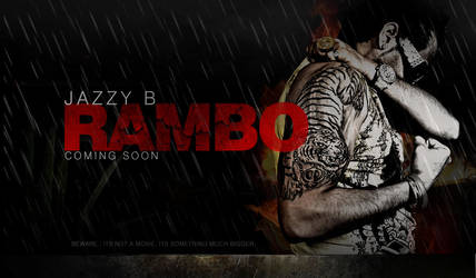 Rambo by vitaminv