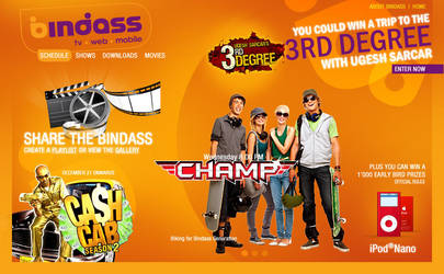 Bindass by vitaminv