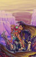 Bounty Hunter by robotRainbows