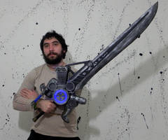 Noctis Engine Blade Final Fantasy XV by TheGoblinFactory