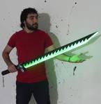 Genji's sword by TheGoblinFactory