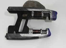 Star-Lord gun by TheGoblinFactory